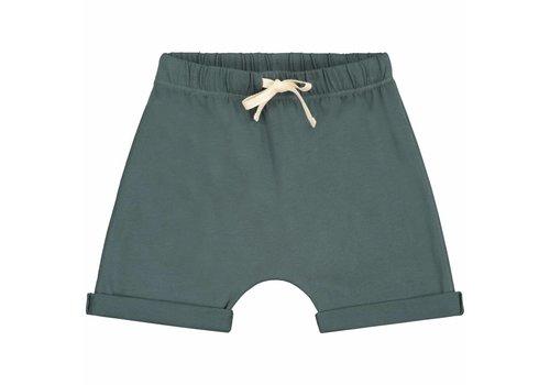 Gray label shorts blue-grey
