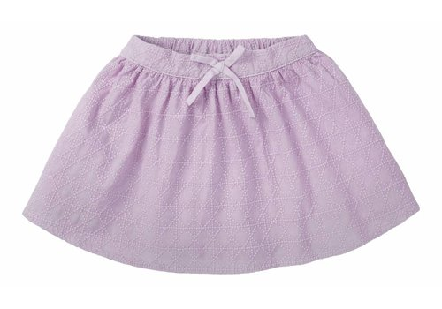 Sproet & Sprout Sproet & Sprout skirt violet embroidery