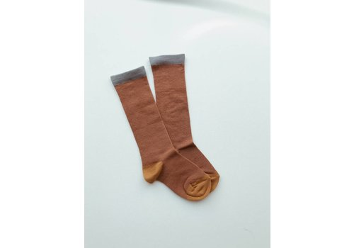 Monkind Monkind kneesocks brick