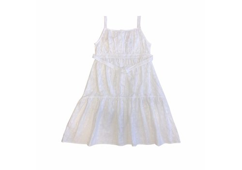 Maed for mini long summerdress frosty fox