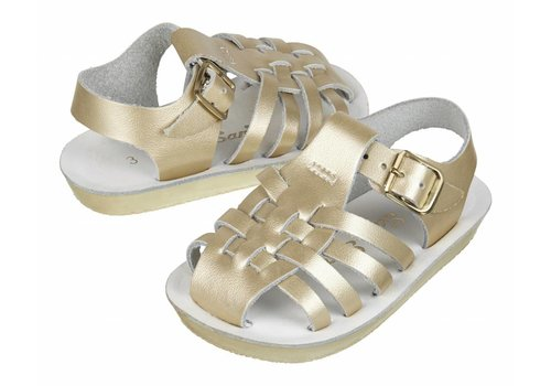 Salt water sandals Salt water sandals sailor gold