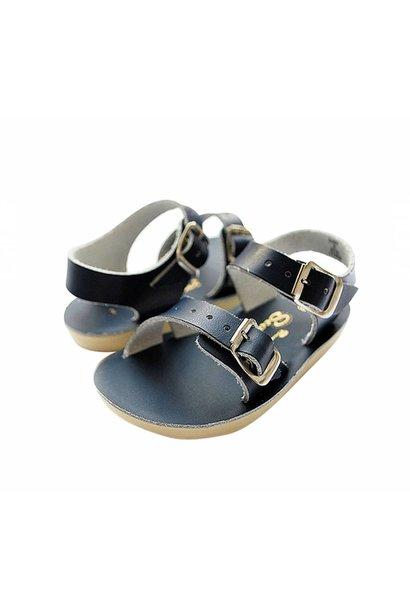 Salt water sandals seawee navy