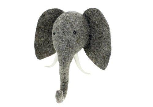 Fiona walker Fiona walker olifanten kop