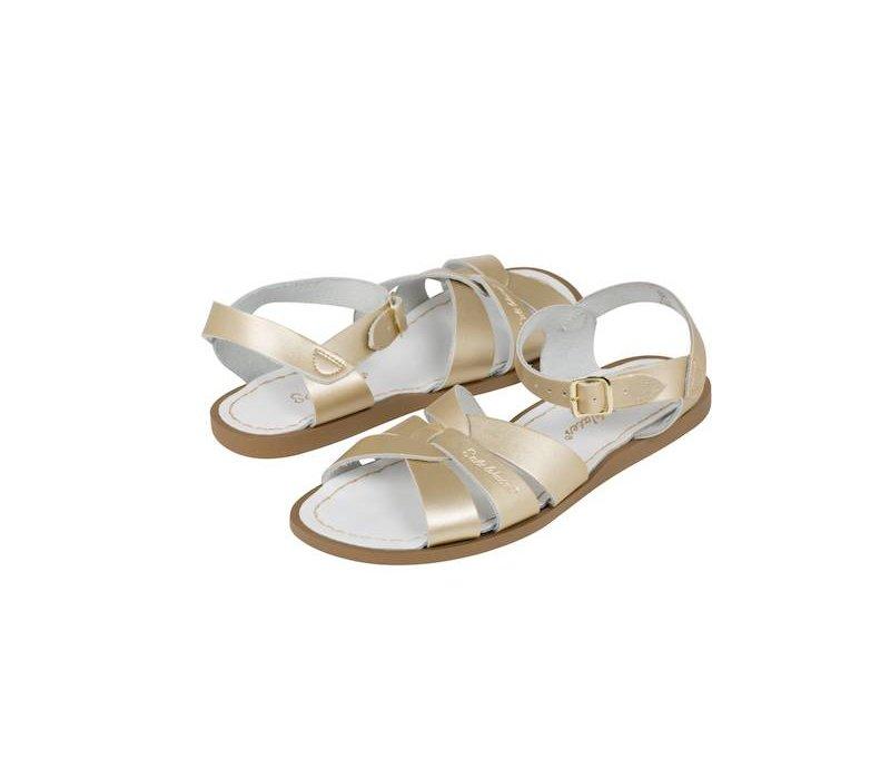 Salt water sandals Classic - gold