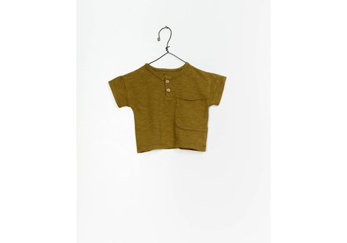 Play Up Play up t-shirt flame groen