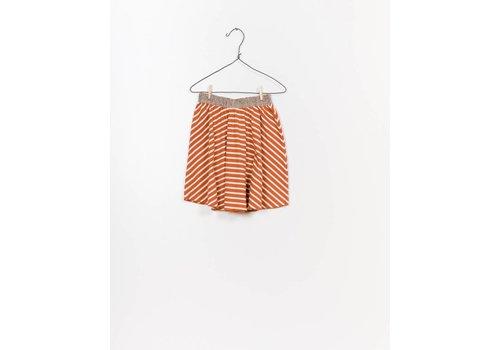 Play Up Play up skirt rib stripe rust