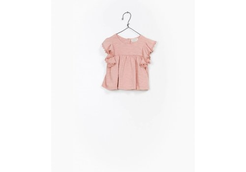 Play Up Play up tunic lace pink