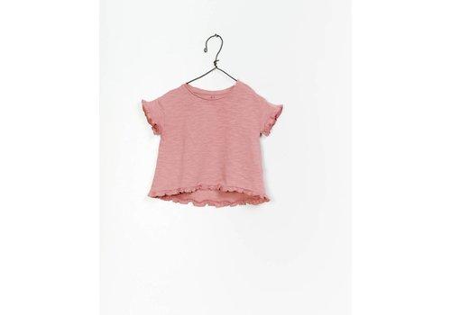 Play Up Play up t-shirt ruffle pink