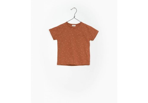 Play Up Play up t-shirt rust