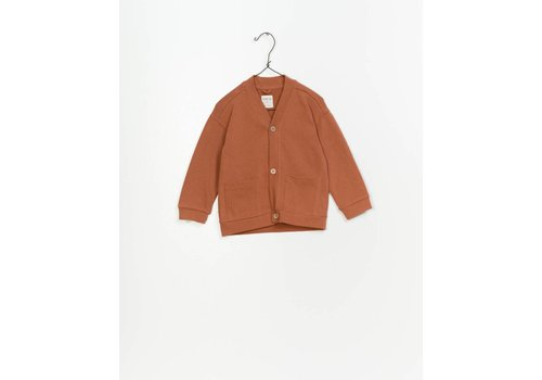 Play Up Play up cardigan rust