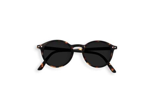 Izipizi Izipizi zonnebril #D tortoise grey lenses