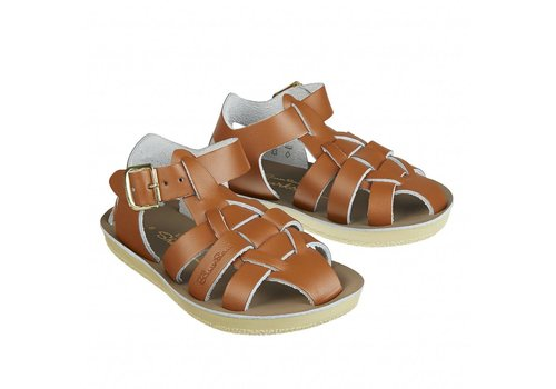 Salt water sandals Salt water sandals shark tan
