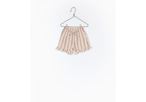 Play Up Play up short stripe taupe