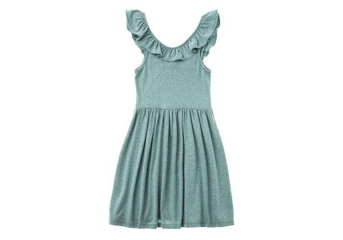 Tocoto vintage Tocoto vintage jurk green