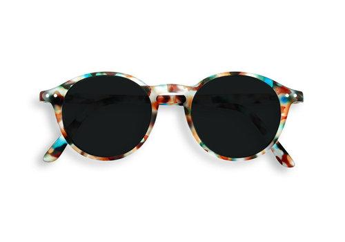 Izipizi Izipizi zonnebril #D blue tortoise grey lenses