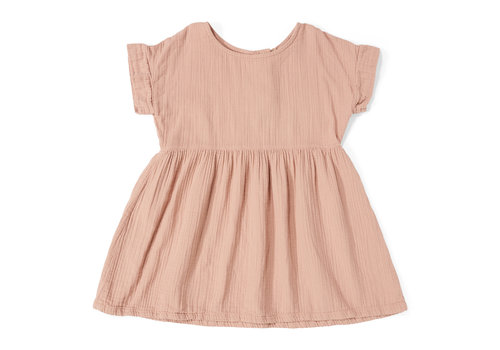 Daily Brat Daily Brat dress daisy dusty pink