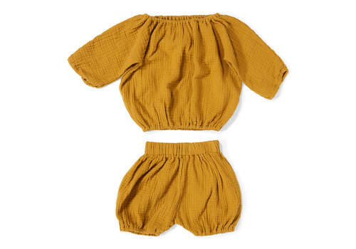 Daily Brat Daily Brat comfy set golden yellow