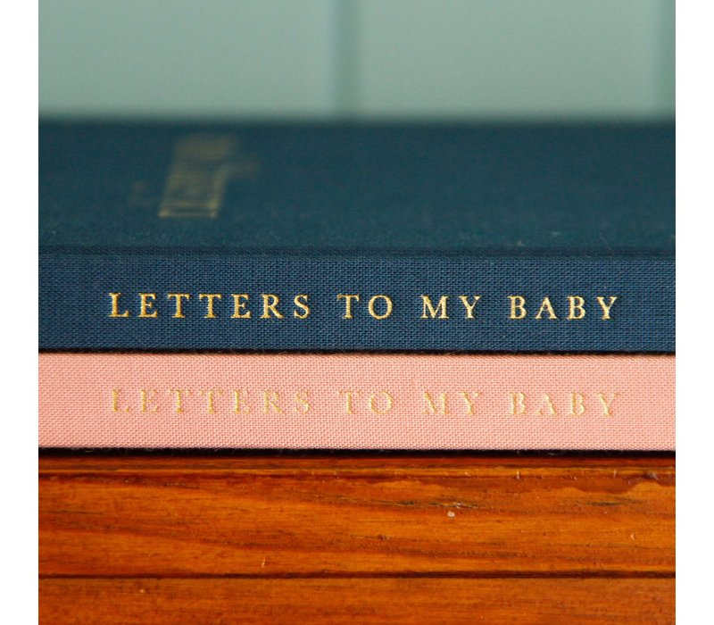 Write to me raising you pink - letters to my baby