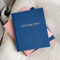 write to me raising you blue - letters to my baby