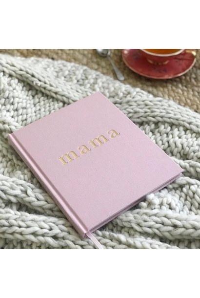 Write to me mama journal pink - tell me about it