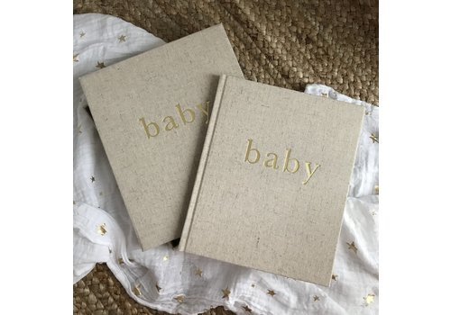Write to me Write to me baby journal in box