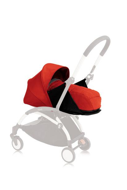Babyzen 0+ newborn pack rouge