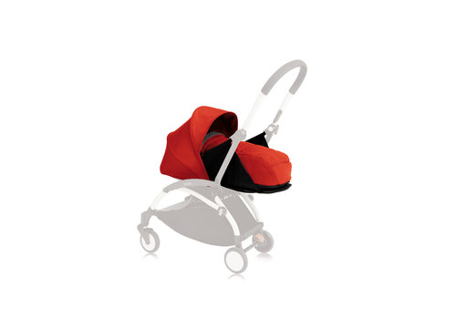 Babyzen Babyzen 0+ newborn pack rouge