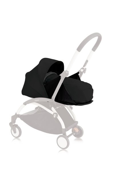 Babyzen 0+ newborn pack zwart