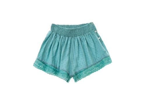 Tocoto vintage Tocoto vintage short lace green