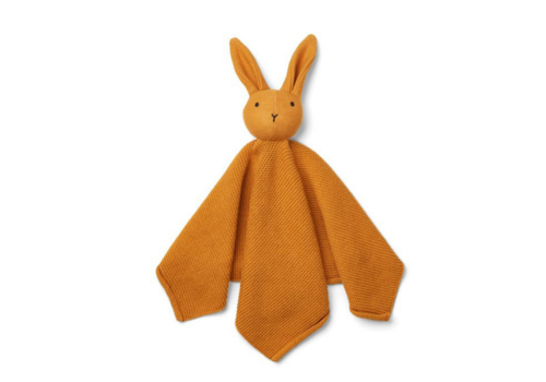 Liewood Liewood knuffel konijn mustard