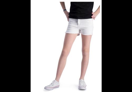 Boof Boof short jeans lux girls white