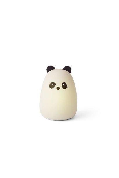 Liewood nachtlampje panda creme