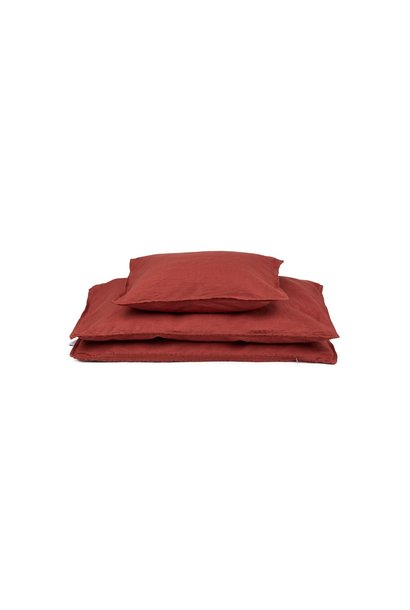 Liewood 1 persoons bed set rusty
