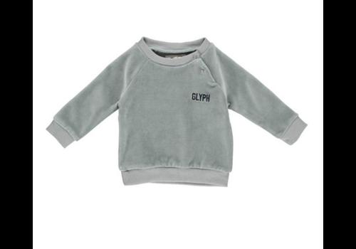 GRO Company Gro company baby sweater moss grey