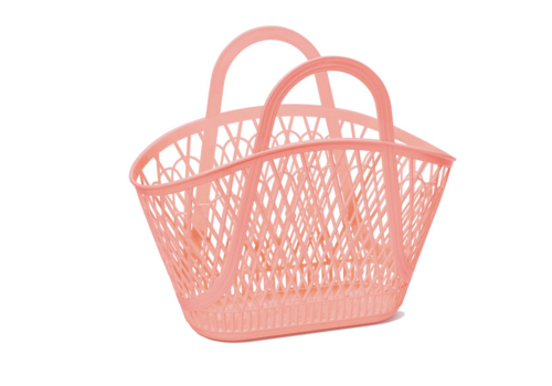 Sunjellies Sunjellies betty basket peach