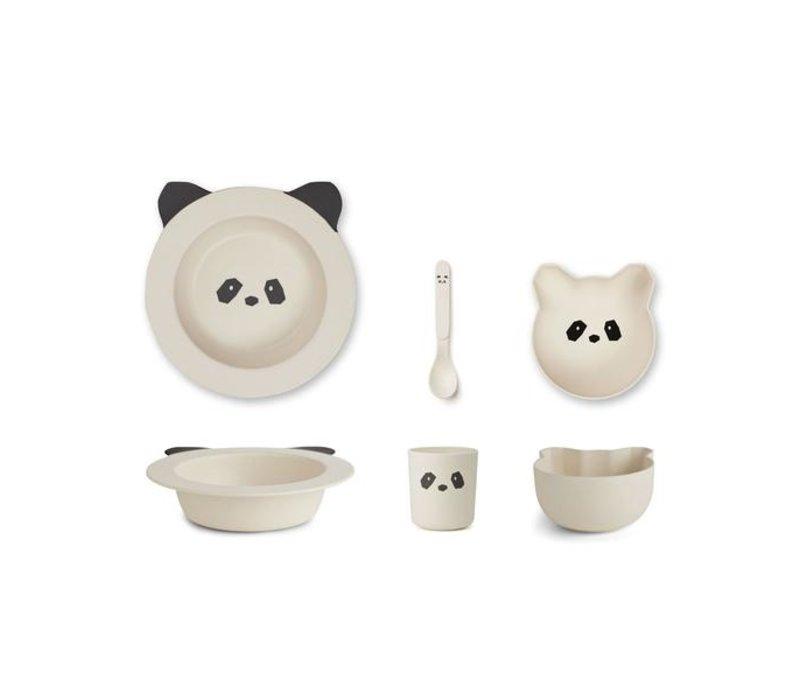 Liewood baby set panda