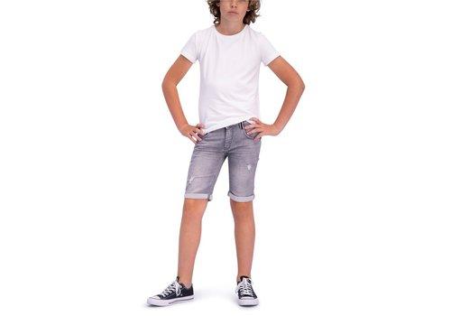 Boof jeans shorts flash grey