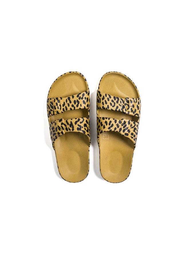 Freedom moses slippers leo pistaccio