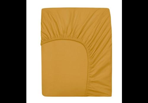 Gray Label hoeslaken toddler mustard