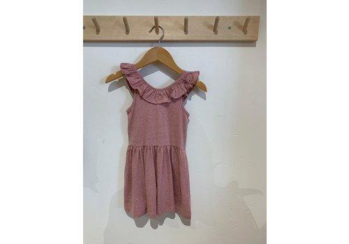 Tocoto vintage Tocoto vintage jurk pink