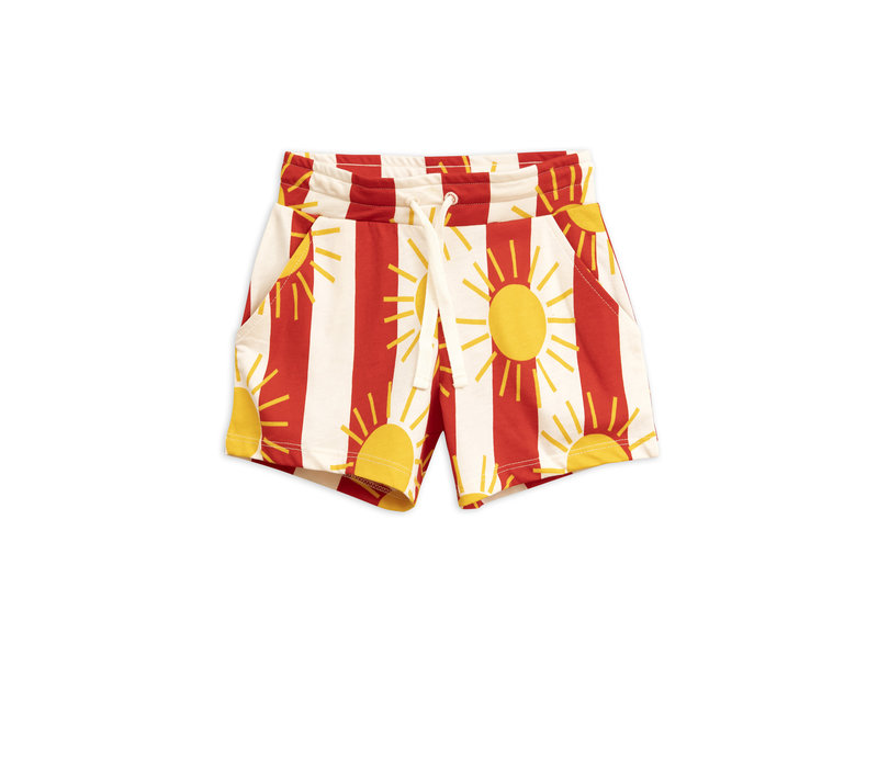 Mini Rodini shorts sun streep
