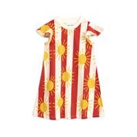Mini Rodini jurk sun streep