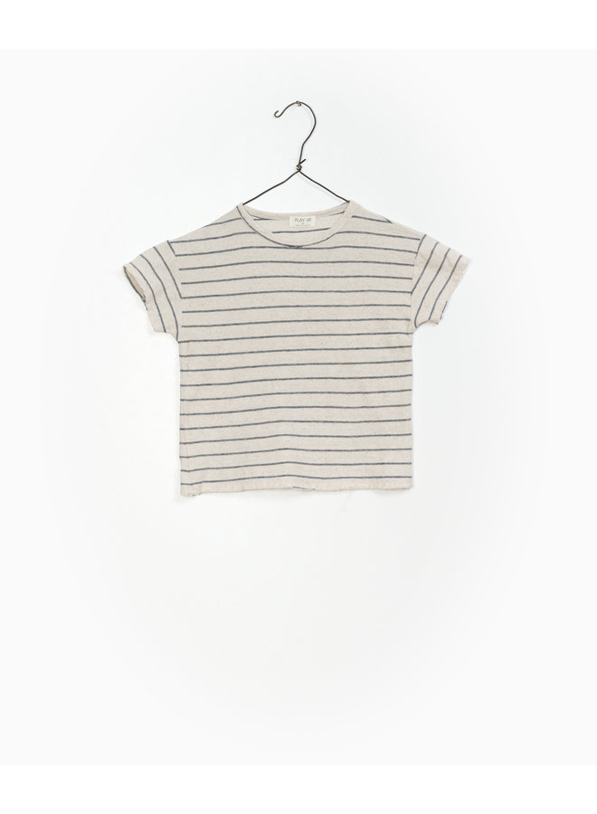 Play up t-shirt streep sand