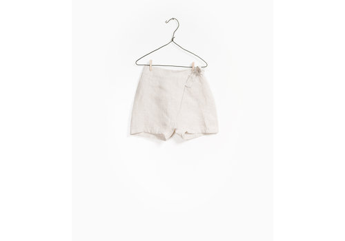 Play Up play up shorts linen sand