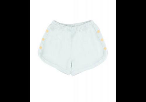 Tiny Cottons Tiny Cottons shorts buttons light mint