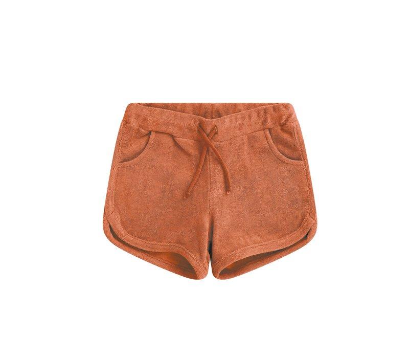 Mingo shorts toasted nut