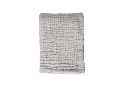 Mies & Co Mies & Co zomer wieg deken grijs