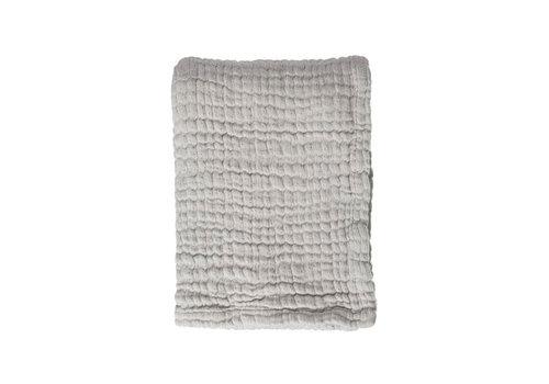 Mies & Co Mies & Co zomer ledikant deken grijs