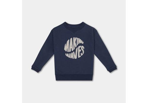Repose Ams Repose ams sweater blue making waves