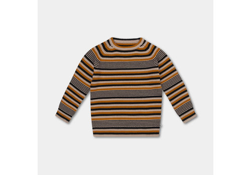 Repose Ams Repose ams knit sweater retro stripe